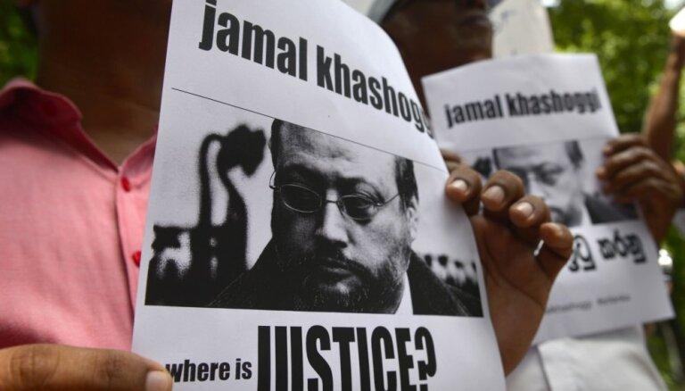 'Time' par 'Gada cilvēku' izraudzījies četrus žurnālistus, tostarp noslepkavoto Hašogi