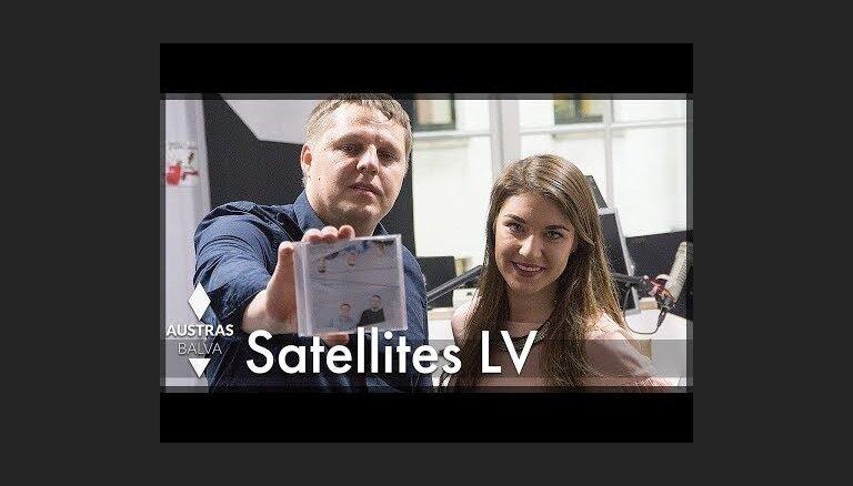 Noskaties! 'Austras balva 2017' – 'Satellites LV' un albums 'Varavīksnes galā'