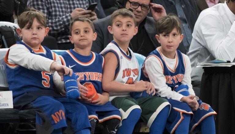 Pēc Porziņģa aizmainīšanas 'Knicks' atceļ savus plānus un neaizvadīs 'Latvijas spēli'