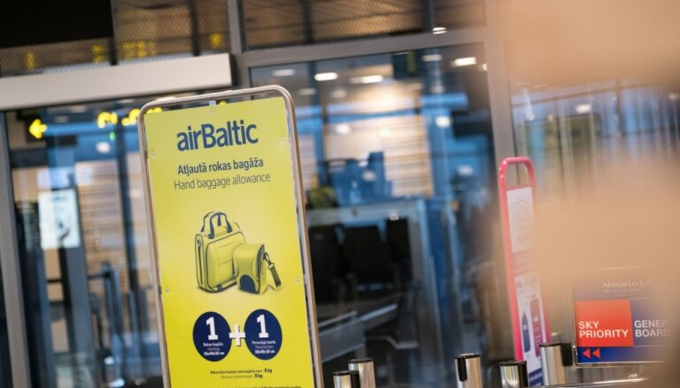 """""""Взвешивают Duty Free!"""" На рейсе airBaltic женщине пришлось доплатить 60 евро за 600 граммов перевеса"""