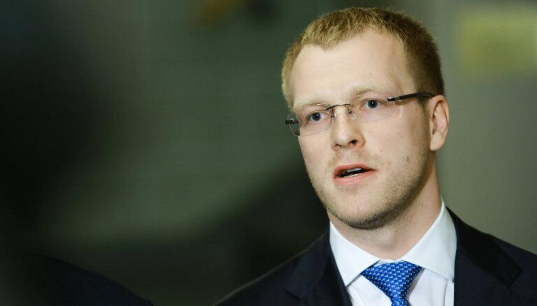 Ar Eigima partijas atbalstu par Daugavpils mēru ievēlēts Elksniņš