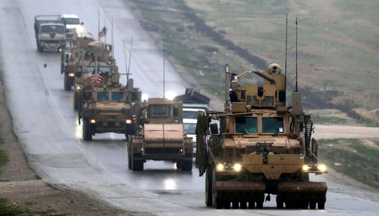 ASV neesot plāna turpmākajai rīcībai Sīrijā