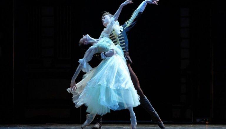 Noskaties! Latvijas Nacionālā baleta mākslinieki sākuši kopīgus treniņus