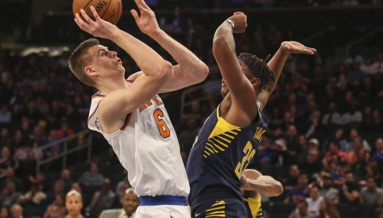 Латвийский единорог. Как Кристап Порзиньгис взрывает НБА