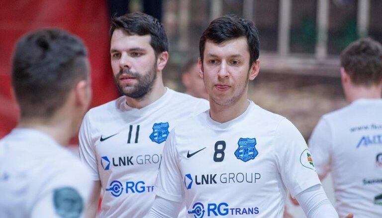'Nikars' UEFA telpu futbola Čempionu līgas pamatturnīru iesāk ar smagu zaudējumu