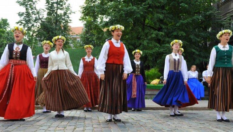 Госполиция: Праздник песни и танца проходит спокойно