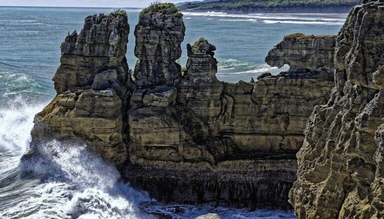ВИДЕО. Австралийские водопады потекли в обратном направлении