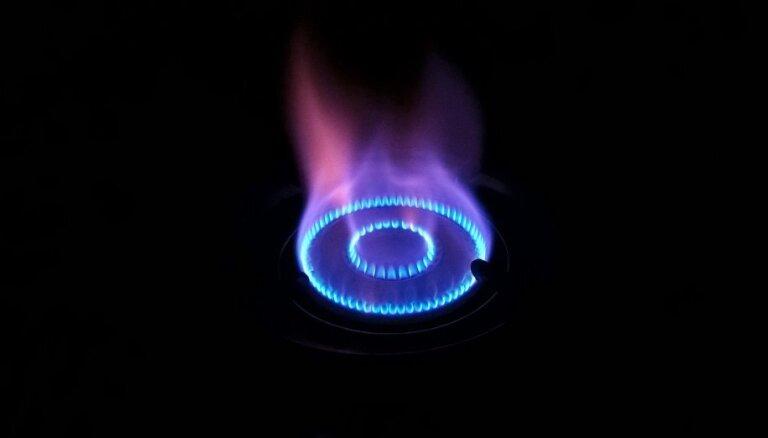 Gada pirmajā ceturksnī par 13,55% audzis patērētājiem piegādātās gāzes apmērs