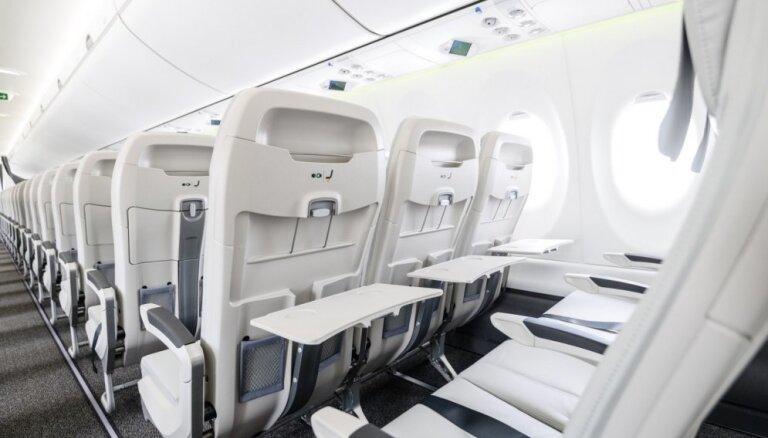 airBaltic получила четырнадцатый самолет Airbus A220-300