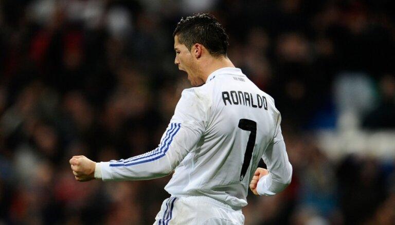 После гола Роналду составили рейтинг голов пяткой