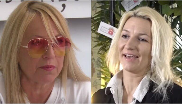 Video: Slavas kārotāja šova atlasē aizvaino Olgu Rajecku