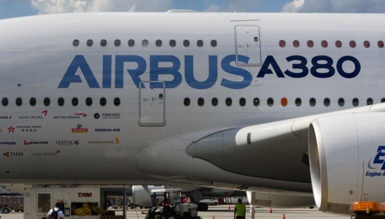 Airbus пообещал выпустить самолет без вредных выбросов к 2030 году