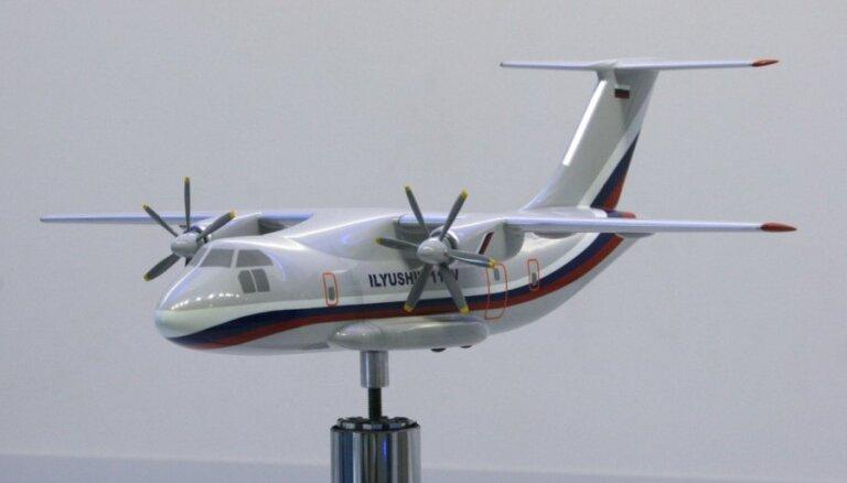 Ил-112В впервые поднялся в воздух. Это третий небоевой самолет, созданный в современной России