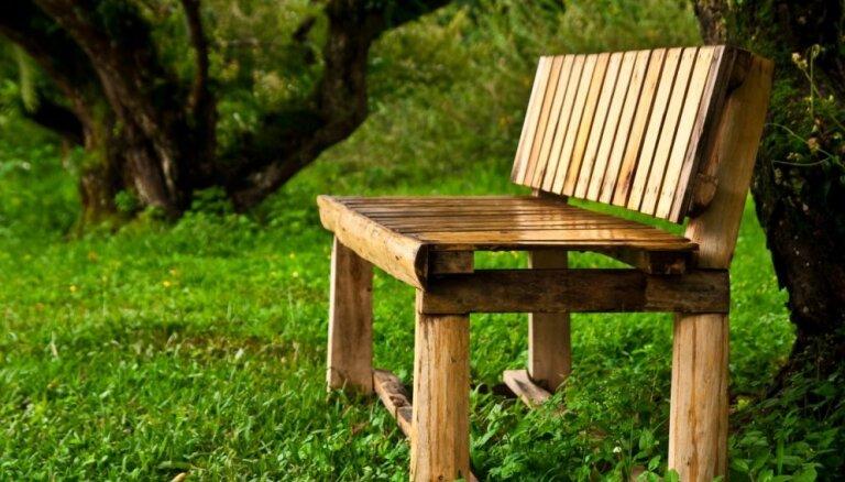 Садовая скамейка для дачи своими руками: три проекта на любой вкус