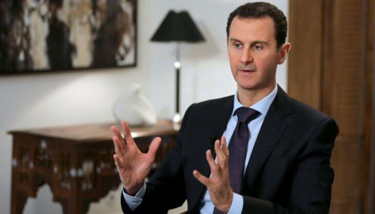 Асад: война в Сирии— прямой конфликт между Россией и США