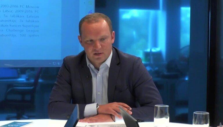 UEFA noraida Ļašenko teikto par sporta direktora amatu