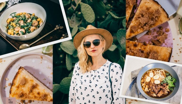 Virtuves sarunas: Ar ēdienu iepriecināt citus – Elīna no bloga 'Piektdiena'