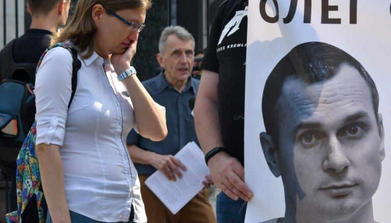 Олег Сенцов включен в шорт-лист Сахаровской премии