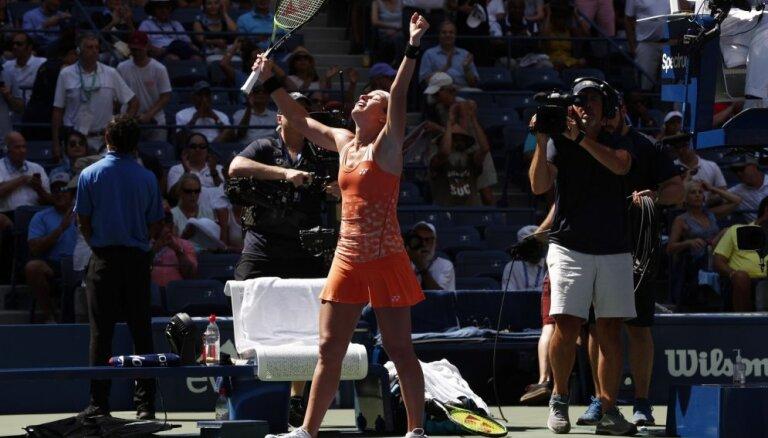 Sevastovas mamma: es tenisā biju divkārt bezcerīga