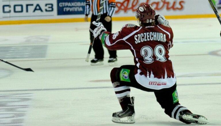 Ščehura: Minskas 'Dinamo' izteica vilinošu piedāvājumu
