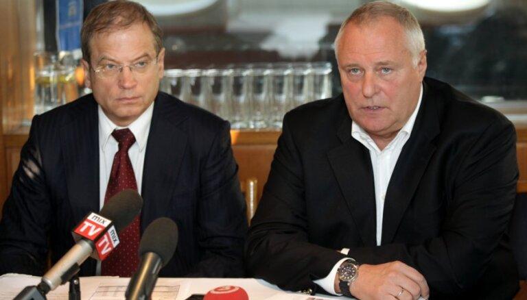 Вице-мэр Риги допускает: Логинов и Печакс могут потерять свои должности