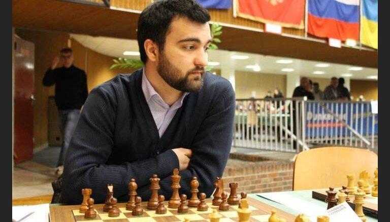 Латвийский шахматист Коваленко на чемпионате Европы держится в тройке лидеров