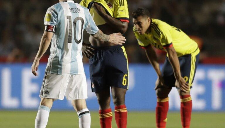 ВИДЕО: Месси сделал игру против Колумбии, шестая победа Бразилии