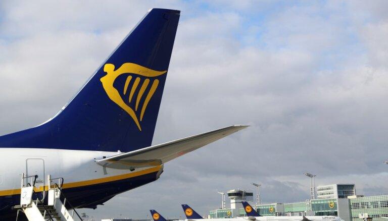 """Ryanair откроет несколько """"южных"""" маршрутов из Литвы"""