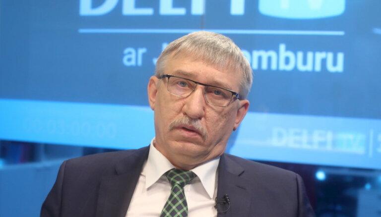 LŽA vēršas pie Kalnmeiera par iespējamiem pārkāpumiem LTV valdes konkursā