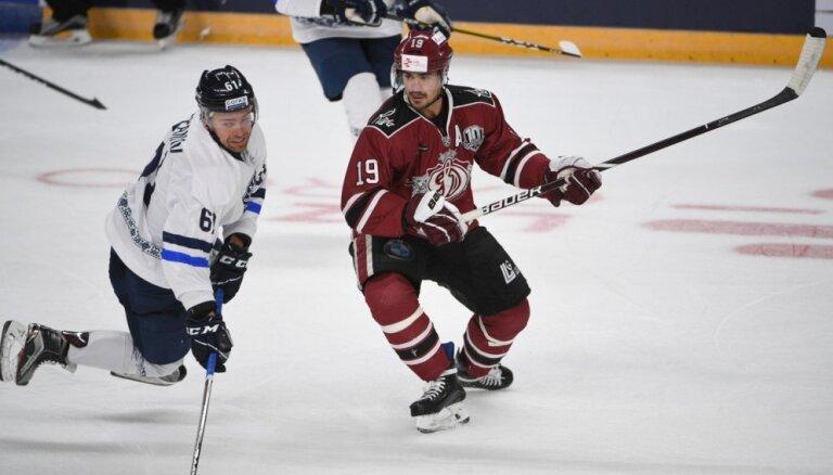 Rīgas 'Dinamo' 'Latvijas Dzelzceļa' kausa mačā tiekas ar Jaroslavļas 'Lokomotiv'