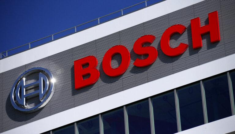 Par iesaisti 'dīzeļgeitā' 'Bosch' Vācijā jāmaksā 90 miljonu eiro sods