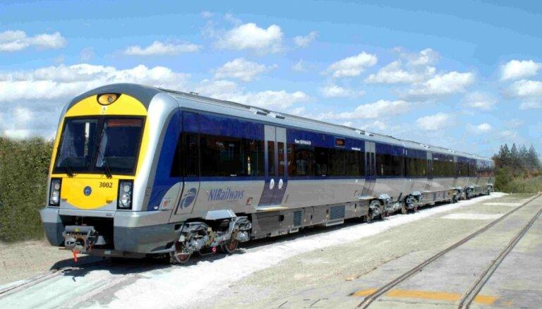 Vilcienu iepirkuma krahs: 'Stadler' tiesā panāk savu par izbeigto līgumu ar CAF