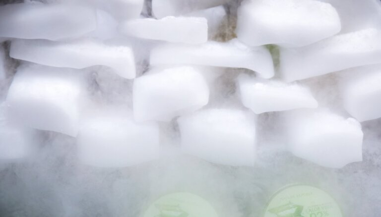 Negadījums influenceres ballītē: kāpēc blāķis sausā ledus baseinā nav prātīga ideja