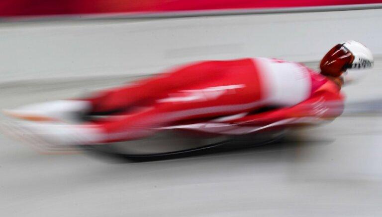 Aparjodam dalīta ceturtā vieta pēc Eiropas čempionāta pirmā brauciena