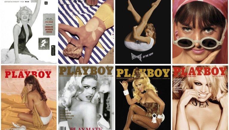 Laikmeta beigas: Koronavīruss nokauj erotiskās preses flagmani 'Playboy'
