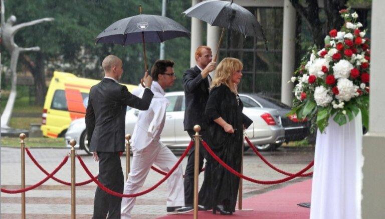 ФОТО: Звезды съехались на 60-летие Игоря Крутого в Латвийскую оперу
