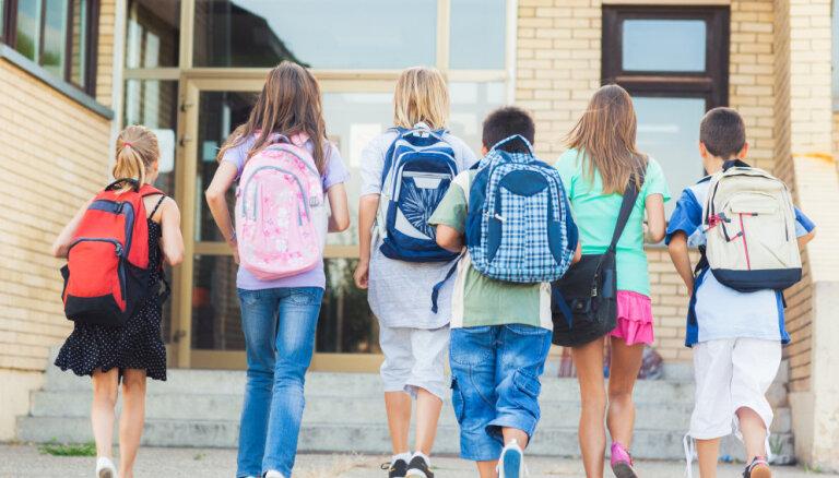 Всемирный банк: латвийские дети теряют почти треть потенциального дохода