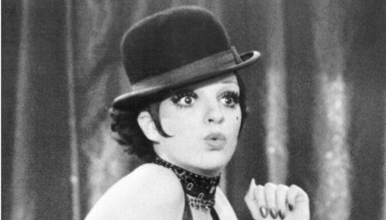 Sievietes vēsturē: Dzīve kā džezs - leģendārā Laiza Minelli