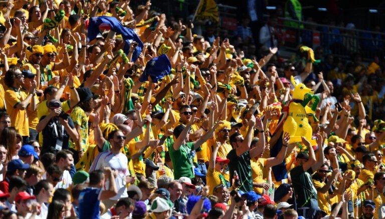 Австралийский болельщик умер в России во время чемпионата мира по футболу
