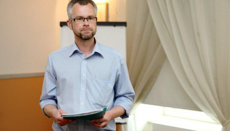 Rēders tiešraidē aicina NEPLP pārskatīt LTV vadības konkursa rezultātus