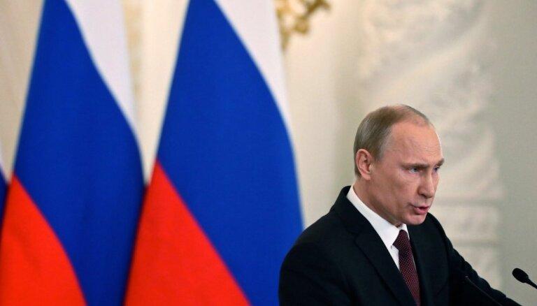 ES pagarina Krievijai piemērotās ekonomiskās sankcijas