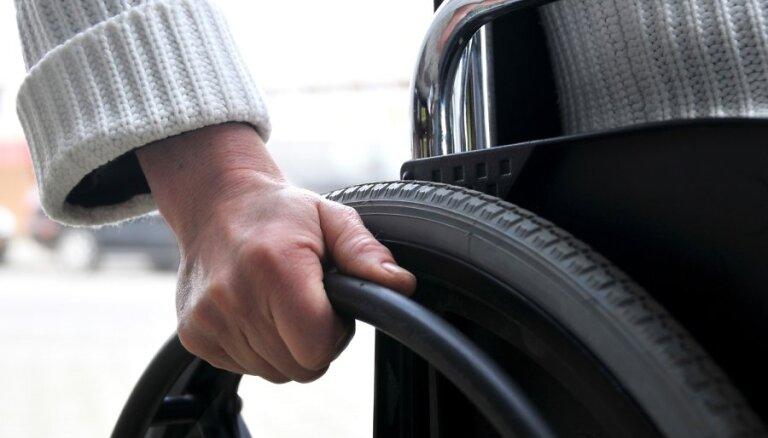 Cilvēki ar invaliditāti nākotnē vēlas sagaidīt lielāku materiālo atbalstu no valsts