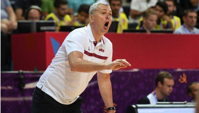 """Багатскис после второй победы: """"Можем играть лучше, особенно в защите"""""""