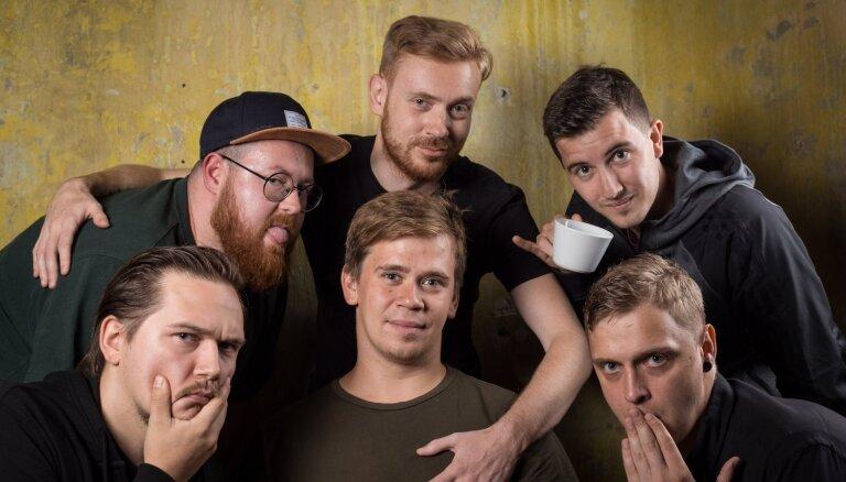 Komiķu apvienība 'Comedy Latvia' dosies tūrē pa Latviju