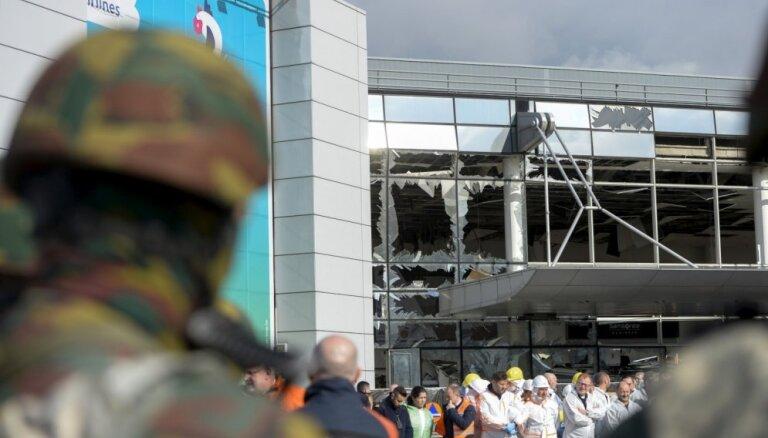 Взорвавшийся в аэропорту Брюсселя смертник работал там в течение пяти лет