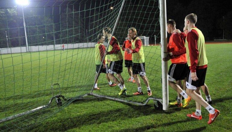 Под конец года Латвия поднялась в рейтинге ФИФА на три строчки
