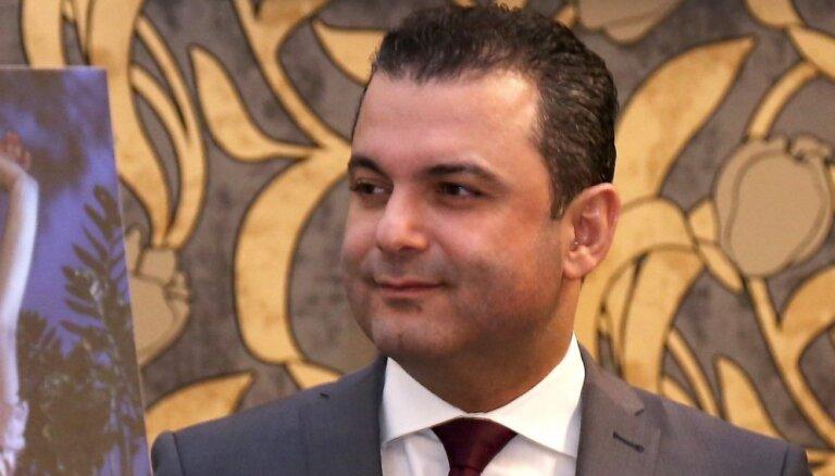 'Vienotības' frakcijas deputāti atbalsta Abu Meri ievēlēšanu priekšsēdētāja amatā