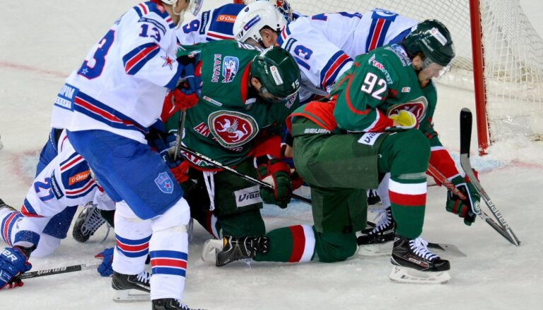 """ВИДЕО: """"Лада"""" Аболса прервала серию неудач, Билялетдинов остановил победное шествие Знарка"""