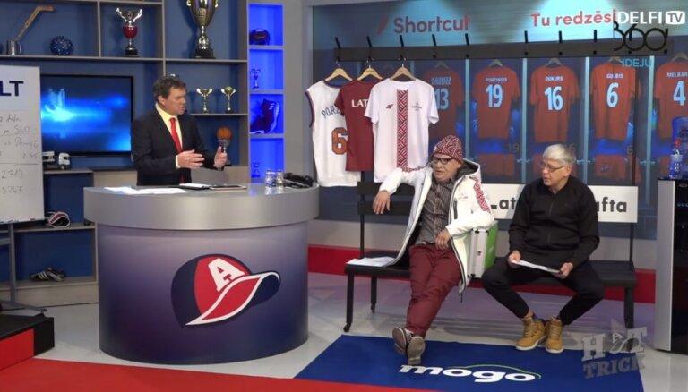 Video: Valdis Valters par Latvijas 'jaunās' izlases plusiem un mīnusiem