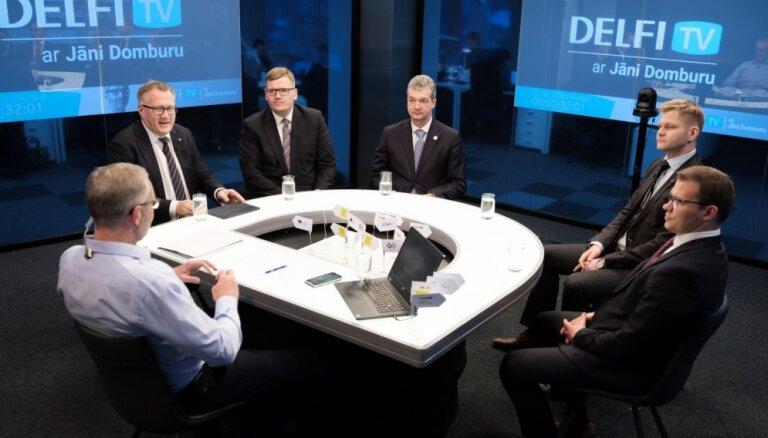 'Jaunā Vienotība' aicina domāt par Saeimas prezidija paplašināšanu; sadarbības partneri – atturīgi